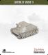 10mm World War II: German - Brummbar SP Support Gun - 105mm howitzer