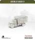 10mm World War II: German - Opel Blitz Truck (box body)