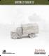 10mm World War II: German - Opel Blitz Truck (canvas canopy)