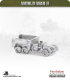 10mm World War II: German - Protz Truck (troop carrier)