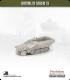 10mm World War II: German - Sd.Kfz 251/1 (Ausf D) (camouflage)