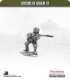 10mm World War II: Japanese - Infantry - Standing/Firing