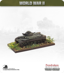 10mm World War II: Japanese - Type 97 Chi-Ha Tank