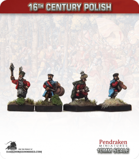 10mm 16th C. Polish: Foot Command