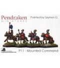 10mm 16th C. Polish: Mounted Command