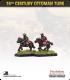 10mm 16th C. Ottoman Turk: Akinji/Akinci Cavalry with Bow/Javelins