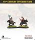 10mm 16th C. Ottoman Turk: Dellis Cavalry with Lance/Sabre