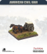 10mm American Civil War: Field Forge Wagons