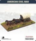 10mm American Civil War: Wagons