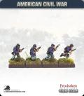 10mm American Civil War: Union Foot - Advancing (type 2)