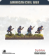 10mm American Civil War: Union Foot - Advancing (type 2)