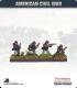 10mm American Civil War: Union Foot - Firing (type 1)