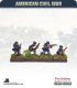 10mm American Civil War: Union Foot - Firing (type 2)