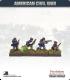 10mm American Civil War: Union Foot - Firing (type 2)