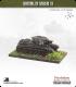 10mm World War II: Soviet - BT-7a Light Artillery Tank - 76mm (howitzer)