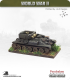 10mm World War II: Soviet - TT-34 Engineer tank