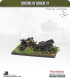 10mm World War II: Soviet - Tachanka MG (horse drawn)