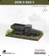 10mm World War II: Soviet - ZIS 42 Halftrack Truck
