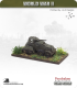 10mm World War II: Soviet - BA-10 Armoured Car