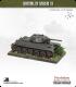 10mm World War II: Soviet - T-34/76 D Model 1943 Medium Tank