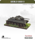 10mm World War II: Soviet - T-34/76 E Model 1943 Medium Tank