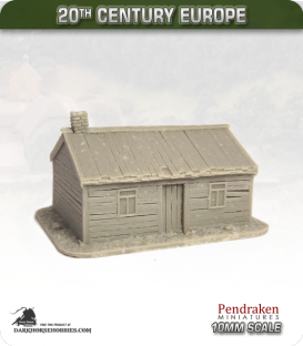 World at War (10mm): Eastern Front - Russian House (type 1)