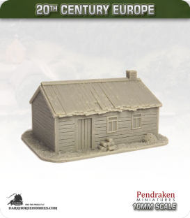 World at War (10mm): Eastern Front - Russian House (type 2)