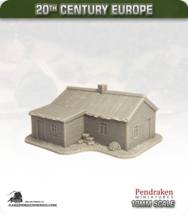 World at War (10mm): Eastern Front - Russian House L-Shaped