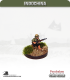 10mm Indochina: Bo Dai Phuong in Japanese Helm with Rifle - Advancing