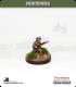 10mm Indochina: Chu Luc Riflemen - Advancing