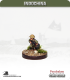10mm Indochina: Chu Luc Assault Pioneer with Satchel Charge