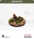 10mm Indochina: French Para 81mm Mortar with Crew - French Mortier Modele 44