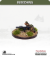 10mm Indochina: French Para 57mm M20 RCL Team