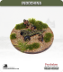 10mm Indochina: French 75mm Pack Howitzer with Crew