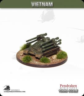 10mm Vietnam: M60 Ontos - 6 x 106mm Recoilless Rifles