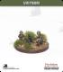 10mm Vietnam: US - 81mm Mortar with Crew in Helmet