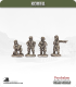 10mm Korea: US - Artillery Crew (winter)