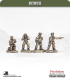 10mm Korea: Chinese - Artillery Crew (summer)