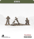 10mm Korea: Chinese - 120mm Mortar with Crew (winter)