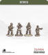 10mm Korea: Chinese - Artillery Crew (winter)
