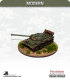10mm Modern: T-54 Main Battle Tank