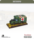 10mm Modern: Land Rover ambulance