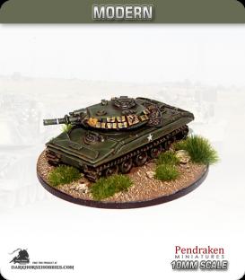 10mm Modern: M551 Sheridan