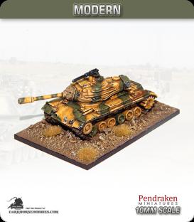 10mm Modern: M47 Patton