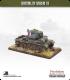 10mm World War II: British - A10 Mk I / Cruiser Mk II tank (Vickers)