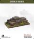 10mm World War II: British - Cromwell VIII tank - 95mm Howitzer