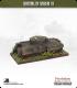 10mm World War II: British - Churchill Mk III tank - 6pdr