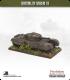 10mm World War II: British - Churchill VII tank - 75mm