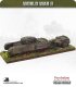 10mm World War II: British - Churchill Crocodile tank