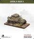 10mm World War II: British - M3 Grant light tank - 75mm (M2 short gun)